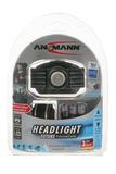 Фотография Фонарь ANSMANN Headlight FUTURE LED, налобный, 3хAAA BL1