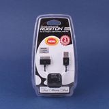 Фотография Блок питания ROBITON (адаптер) App 02 Tiny Car Charger 2.1 A, iPhone/iPad BL1