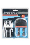 Фотография Переходник ROBITON Travel Energy PRO с USB- выходом BL1
