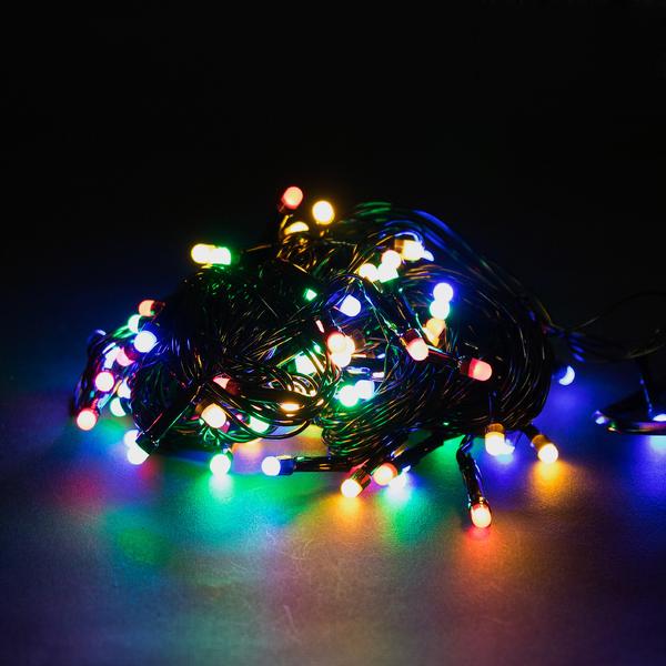 купить новогоднюю светодиодную гирлянду